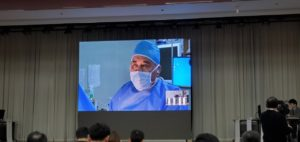 12th Murup Hospital Live Surgery 米倉先生に撮ってもらった写真